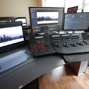 Rent DaVinci Resolve and Editing Suite (Color Correction)