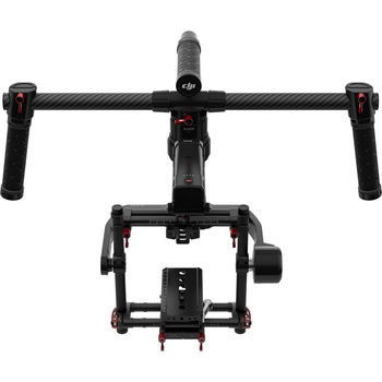 Rent DJI RONIN MX gimbal, supports 10 pounds cameras.