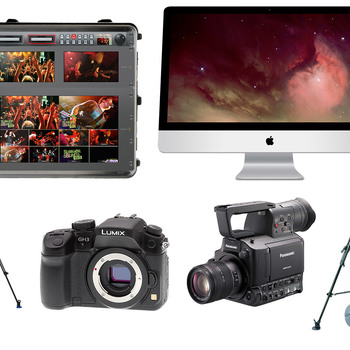 Rent COMPLETE Package for Live Broadcasting / Streaming