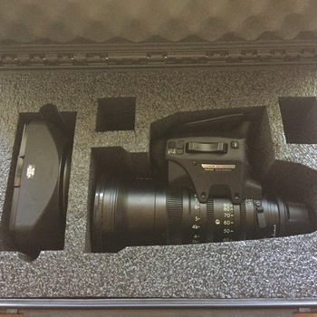 Rent Fujinon Cabrio 19-90mm V2 T2.9  4K PL Zoom Lens