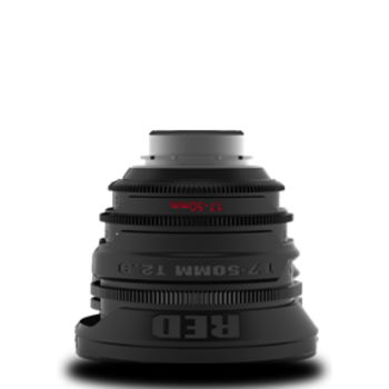 Rent RED Zoom Lens 17-50mm PL Mount