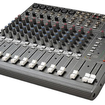 Rent Mackie 1402 VLZ 14 Channel Mixer