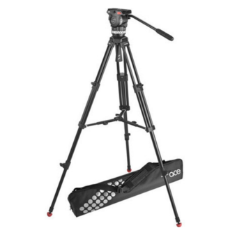 Rent Sachtler Ace M Fluid Head with 2-Stage Aluminum Tripod & Mid