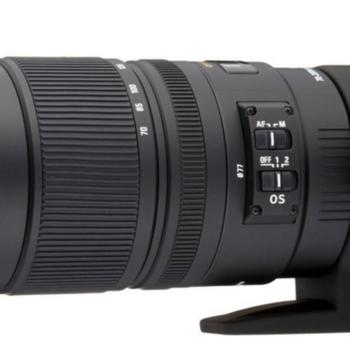 Rent Sigma 70-200mm f/2.8 APO EX DG HSM OS FLD