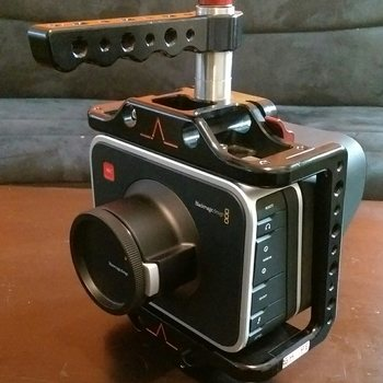 Rent Blackmagic Cinema Camera 2.5k (EF Mount)