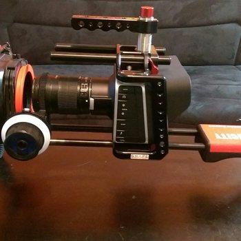 Rent Blackmagic Cinema Camera Package
