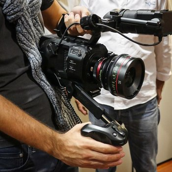 Rent Sony FS7, Cannon Cine Prime,  Tripod, Audio