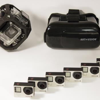 Rent Freedom360 Explorer VR Rig