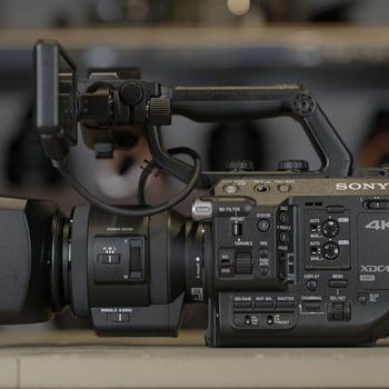 Rent Sony PXW-FS5 Kit