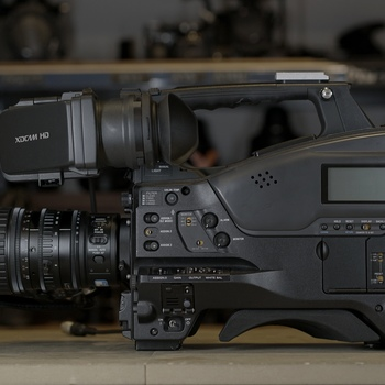 Rent PMW-350 HD Camcorder w/16x Zoom Lens