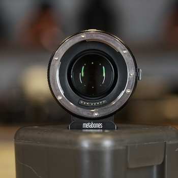 Rent Metabones EF to E Mount Adapter