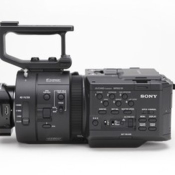 Rent Sony Fs700 R + EF mount