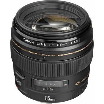 Rent Canon EF 85mm f/1.8 USM Lens