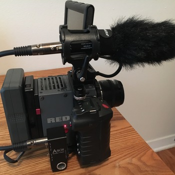 Rent Red Scarlet Camera