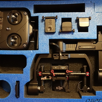 Rent DJI Ronin M / Batteries x 3 / Thumb Controller / Rolling Case / Monitor Clamp with Field monitor mount Best Package!!