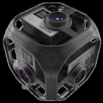 Rent GoPro Omni VR 360 Rig