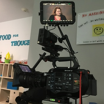 Rent Complete Sony FS7 Kit & Experienced Operator
