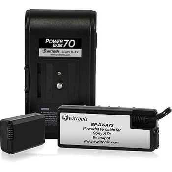 Rent Switronix PowerBase 70 Battery for Sony a7S