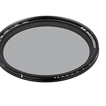 Rent B + W - 72mm XS-Pro - Vario Neutral Density MRC Nano Filter - 0.3 to 1.5 (1 to 5 stops)