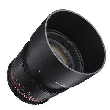 Rent Rokinon - 85mm 1.5 Cine DS lens (Nikon Mount)