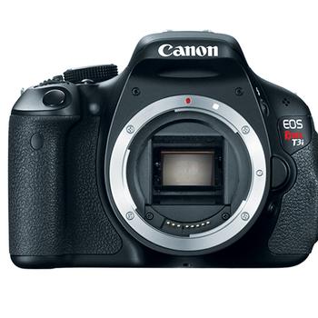 Rent Canon EOS Rebel T3i (EF-S 15-85mm IS USM Lens + Extended Battery Kit)