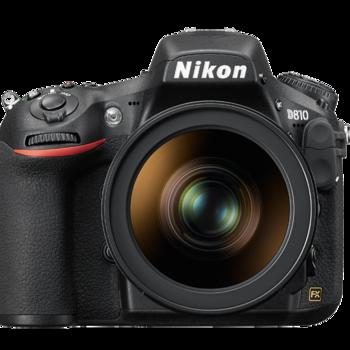 Rent Nikon D810 DSLR Camera (Body Only)