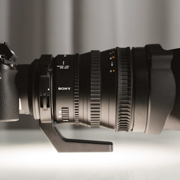 Rent Sony FE PZ 28-135mm f/4 G OSS Cine Lens