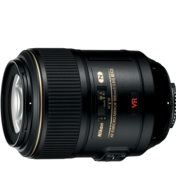 Rent Nikon AF-S VR Micro-Nikkor 105mm f/2.8G IF-ED Macro 1:1 Lens