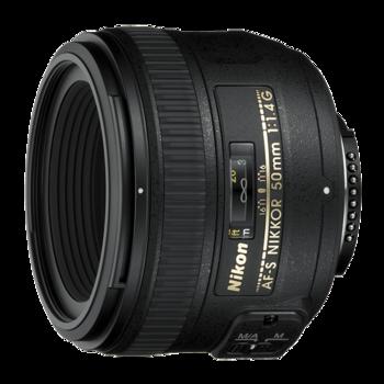 Rent Nikon Lens AF-S 50mm f/1.4G