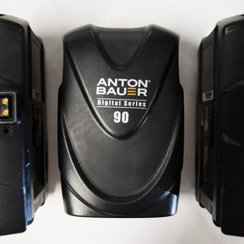 Rent Anton Bauer Quad Charger with Batteries