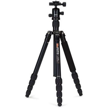 Rent MeFOTO RoadTrip Aluminum Travel Tripod Kit w/fluid head (optional)