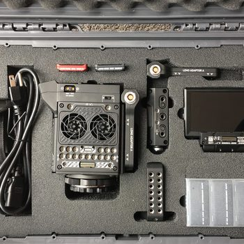 Rent RED Epic-W Helium full package 8k