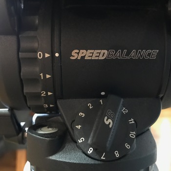 Rent Sachtler DV10 Tripod with carbon fiber legs and mid level spreader