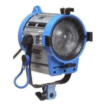 Rent Arri 650W Fresnel Compact 3-Light Kit