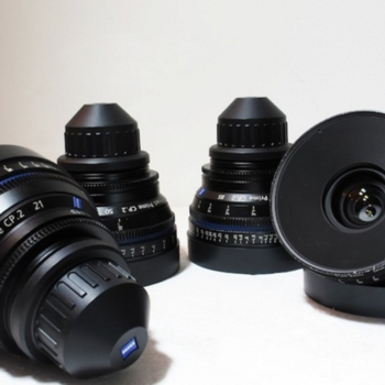 Rent FULL Scarlet X Package with Zeiss CP2 lenses