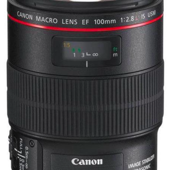 Rent CANON LENS 100mm MACRO