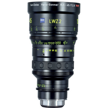 Rent Arri Zeiss LWZ.2 15.5-45.5 T2.6 Zoom Lens - PL MOUNT