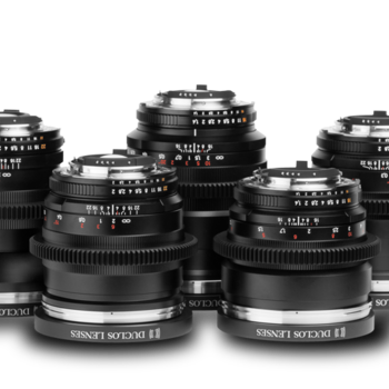 Rent Zeiss ZF Cinemod Lens Set 21mm, 28mm, 35mm, 50mm, 85mm