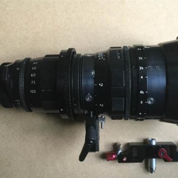 Rent Cooke 20-100mm zoom lens T3.1