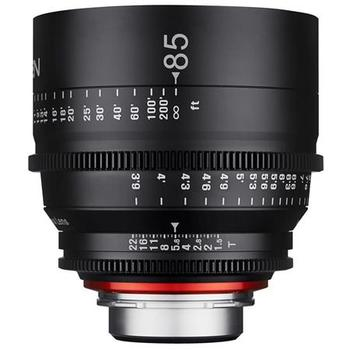 Rent Rokinon Xeen cine EF 85mm