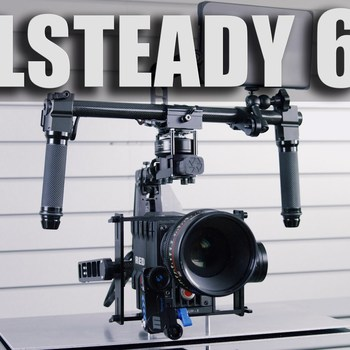 Rent Allsteady 6 // 3-Axis Camera Gimbal