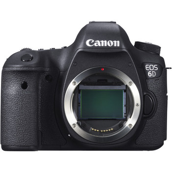 Rent Canon EOS 6D DSLR Camera