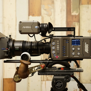 Rent Arri Amira, Advanced Licence, UHD, Documentary Camera Body