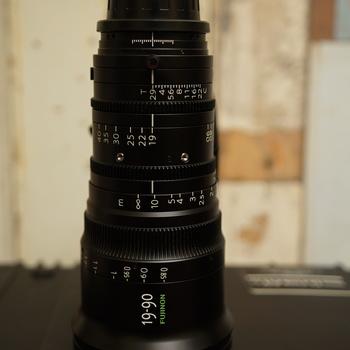 Rent Fujinon Cabrio 19-90mm 2.9 Zoom Lens, Metric