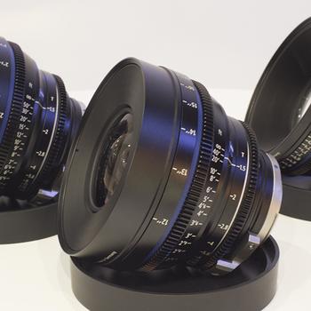 Rent Zeiss CP.2 Super Speed EF  35mm/50mm/85mm T1.5, 21mm T2.9