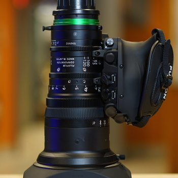 Rent Fujinon  T.3.5/20-120mm 4K