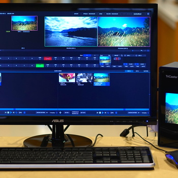 Rent TriCaster Mini Live Production System