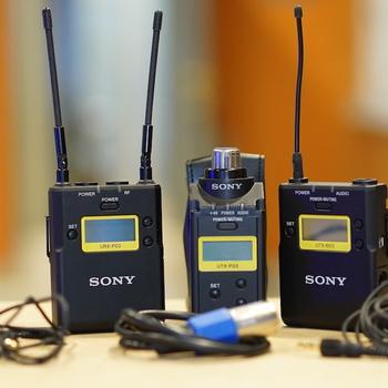 Rent Sony UWP-D16 Wireless Mic Kit