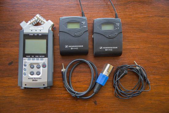 Audio kit 2