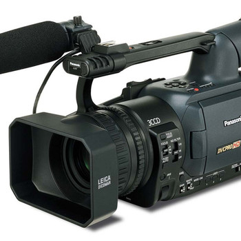 Rent Panasonic AG-HVX200 3-CCD P2/DVCPRO HD Format Camcorder